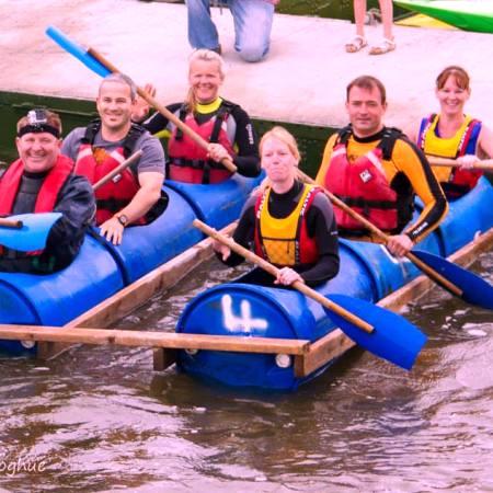 Maritime Festival Raft Race